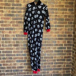 Disney • Mickey Mouse Adult Hooded Sleeper XL